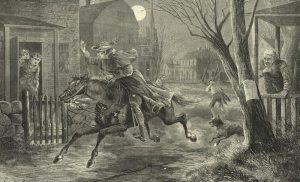 Paul Revere's midnight ride... legend? Myth?