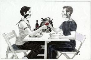 vin avec desrats