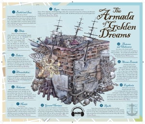 Armada Map Side 1